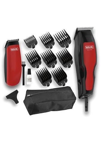 Wahl Haar- und Bartschneider »1395.0466 Home Pro 100 Combo«, 8 Aufsätze, inklusive Batterie-Präzisionstrimmer kaufen