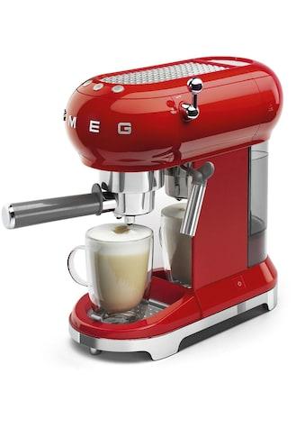 Smeg Espressomaschine ECF01RDEU kaufen
