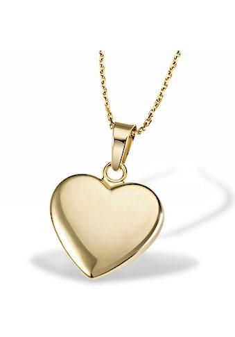 goldmaid Collier, 375/- Gelbgold 45 cm kaufen