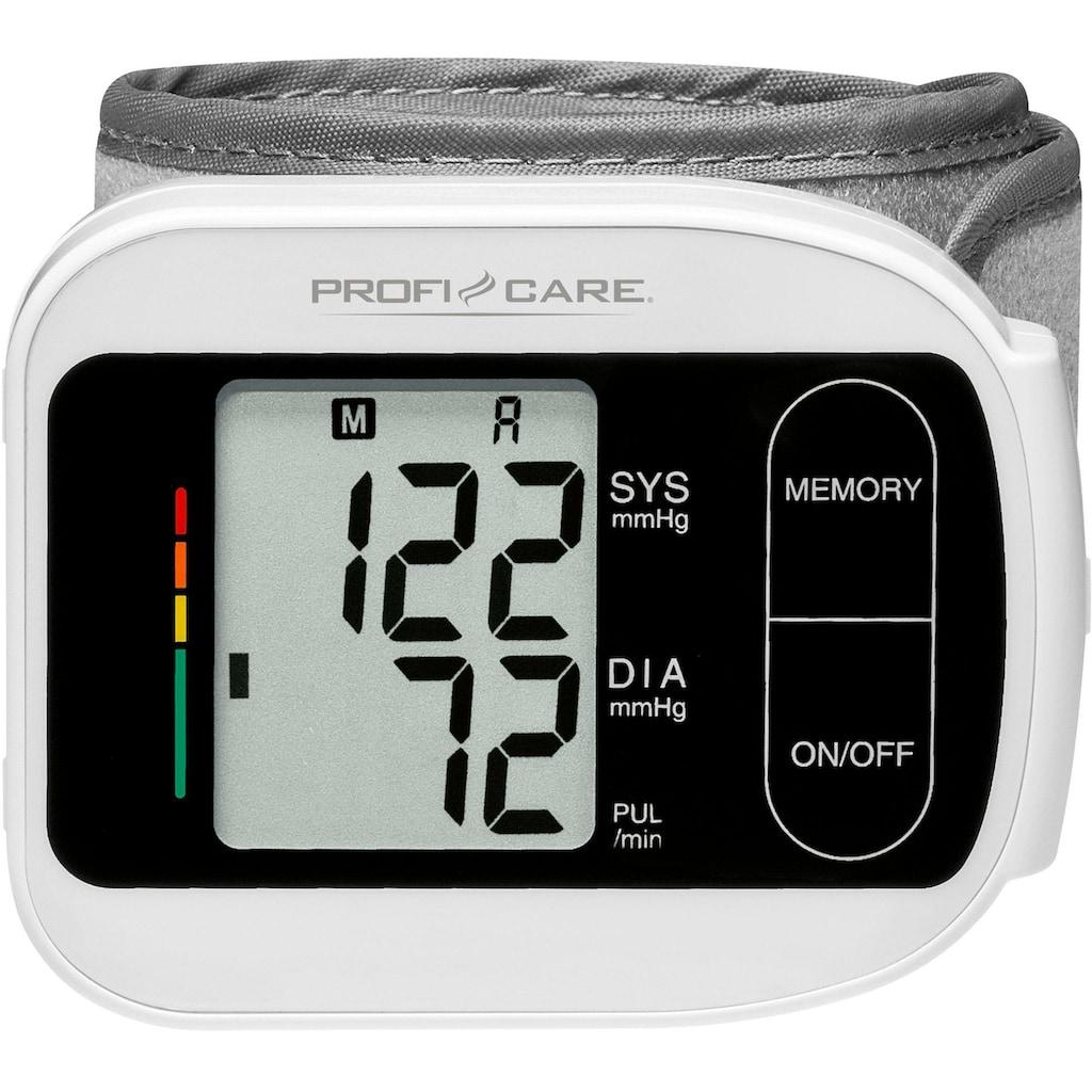 ProfiCare Blutdruckmessgerät »PC-BMG 3018«, einfache Anwendung