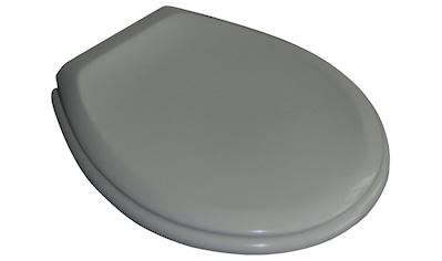 ADOB WC - Sitz »Iseo manhattan«, passend auf alle Standard WCs kaufen