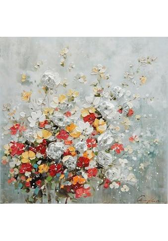 Home affaire Ölbild »Florella«, 80/80 cm kaufen