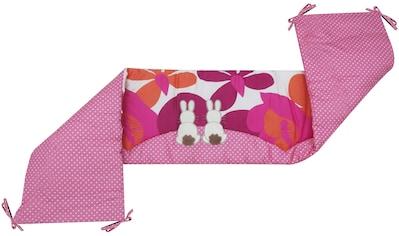 smarTrike® Bettnestchen »toTs® by SmarTrike® Joy Rabbit, pink« kaufen