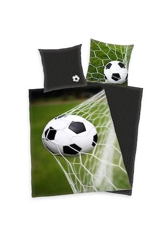 Herding Wendebettwäsche »Fußball, Baumwoll-Renforcé« kaufen