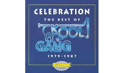 Musik-CD »CELEBRATION - THE BEST OF / KOOL & THE GANG« kaufen