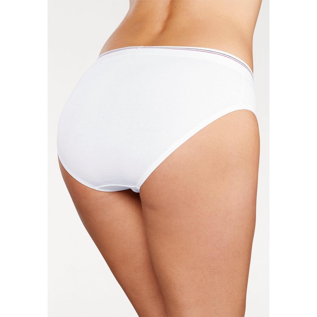 H.I.S Bikinislip, (6 St.), mit breiterem Bündchen