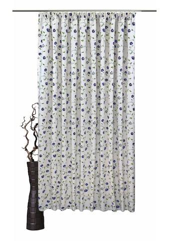 Vorhang nach Maß, »Kati«, VHG, Kräuselband 1 Stück kaufen