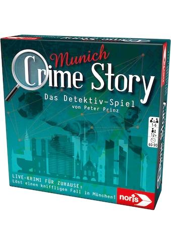 Noris Spiel »Crime Story - Munich«, Made in Germany kaufen