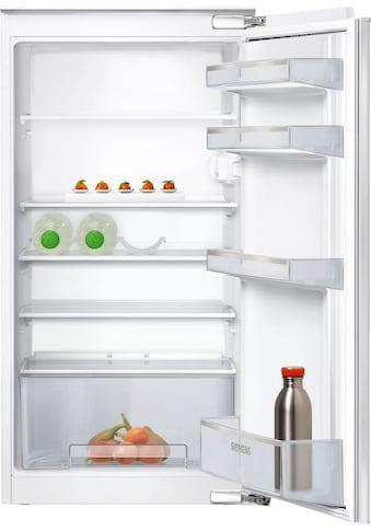SIEMENS Einbaukühlschrank »KI20RNFF1«, iQ100 kaufen