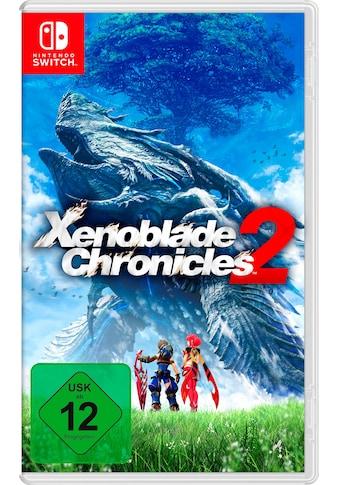 Nintendo Switch Spiel »Xenoblade Chronicles 2«, Nintendo Switch kaufen
