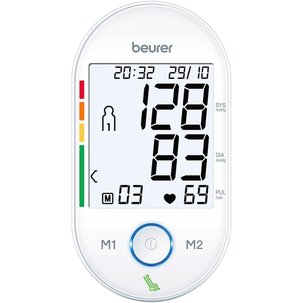 BEURER Oberarm-Blutdruckmessgerät »BM 55«