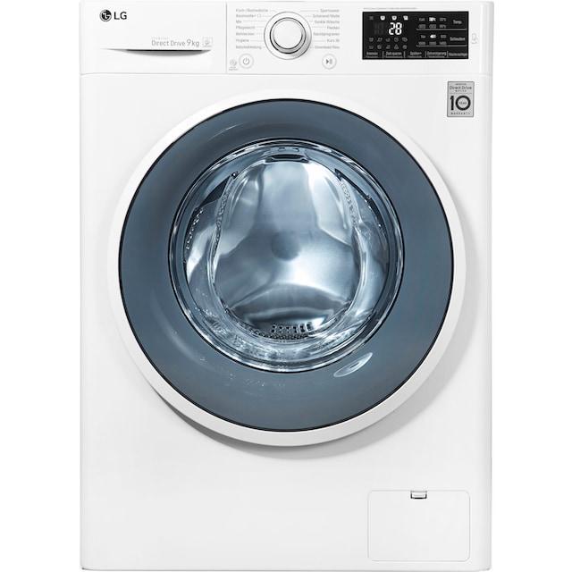 LG Waschmaschine F14WM9EN0