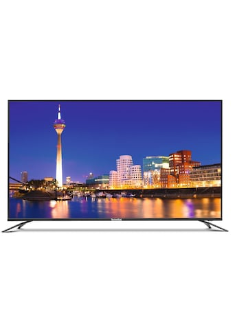 "TechniSat LED-Fernseher »Monitorline UHD 55«, 139 cm/55 "", 4K Ultra HD kaufen"