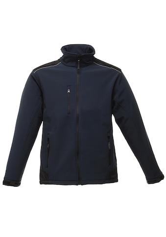 Regatta Softshelljacke »Herren Sandstorm Softshell-Jacke, wasserabweisend« kaufen