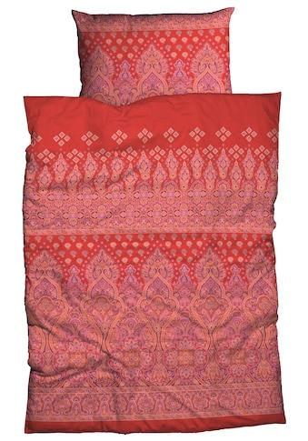 CASATEX Bettwäsche »Satin Bettwäsche Ajala« kaufen