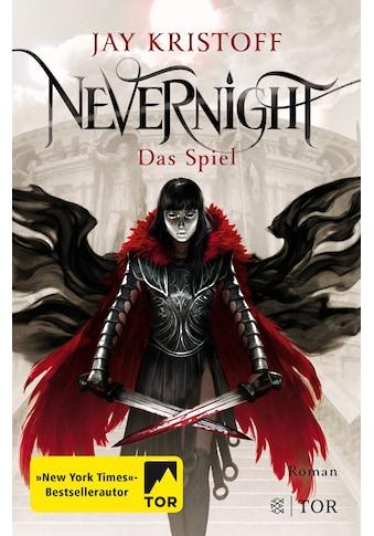 Buch »Nevernight - Das Spiel / Jay Kristoff, Kirsten Borchardt« kaufen