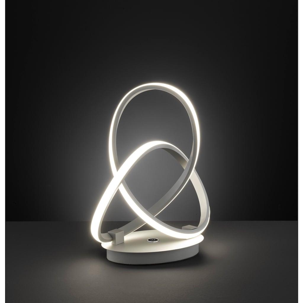 WOFI Tischleuchte »INDIGO«, LED-Board, Warmweiß, dimmbar mittels Touch, 3-Stufen