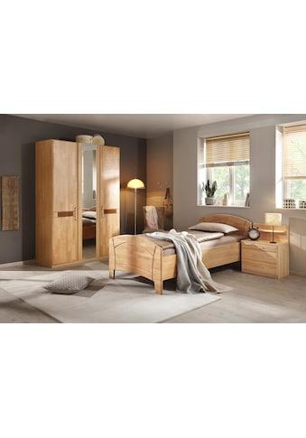rauch BLACK Schlafzimmer-Set »Sarah«, (Set, 4 St.), mit Bett 100/200 cm und 2-oder... kaufen