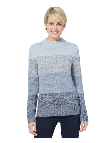 Classic Basics Pullover mit breiten Streifen kaufen