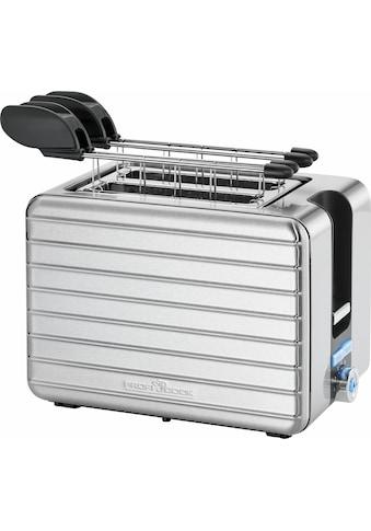 ProfiCook Toaster »PC-TAZ 1110«, 2 kurze Schlitze, für 2 Scheiben, 1050 W kaufen