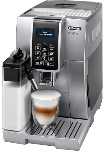 De'Longhi Kaffeevollautomat Dinamica ECAM 356.77.S, 1,8l Tank, Kegelmahlwerk kaufen