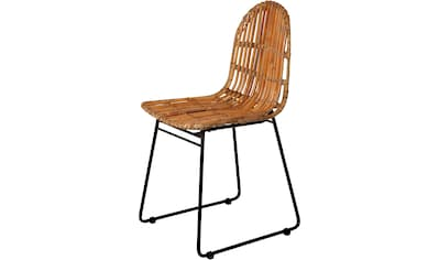 "TOM TAILOR Rattanstuhl ""T - RATTAN CHAIR"" kaufen"
