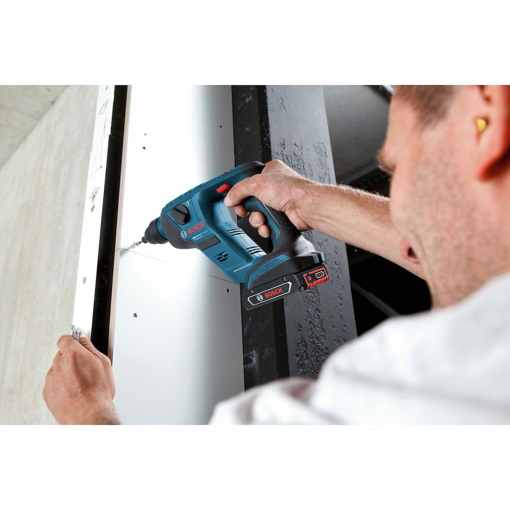 Bosch Professional Akku-Bohrhammer »GBH 18 V-LI Compact«, ohne Akku und Ladegerät