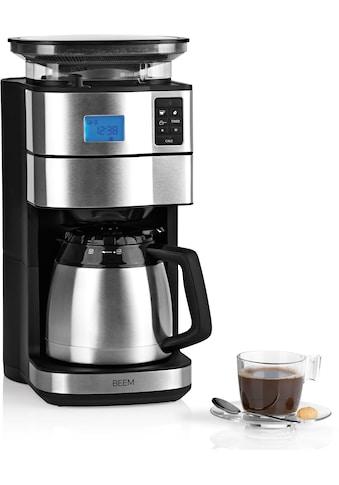 BEEM Kaffeemaschine mit Mahlwerk »Fresh-Aroma-Perfect II - Thermo«, Permanentfilter kaufen