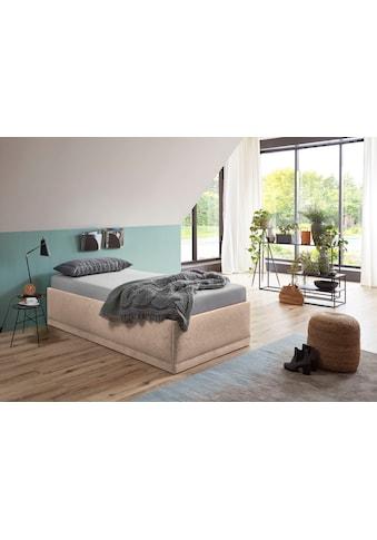Westfalia Schlafkomfort Polsterbett »Texel«, Komforthöhe mit Zierkissen, inkl.... kaufen