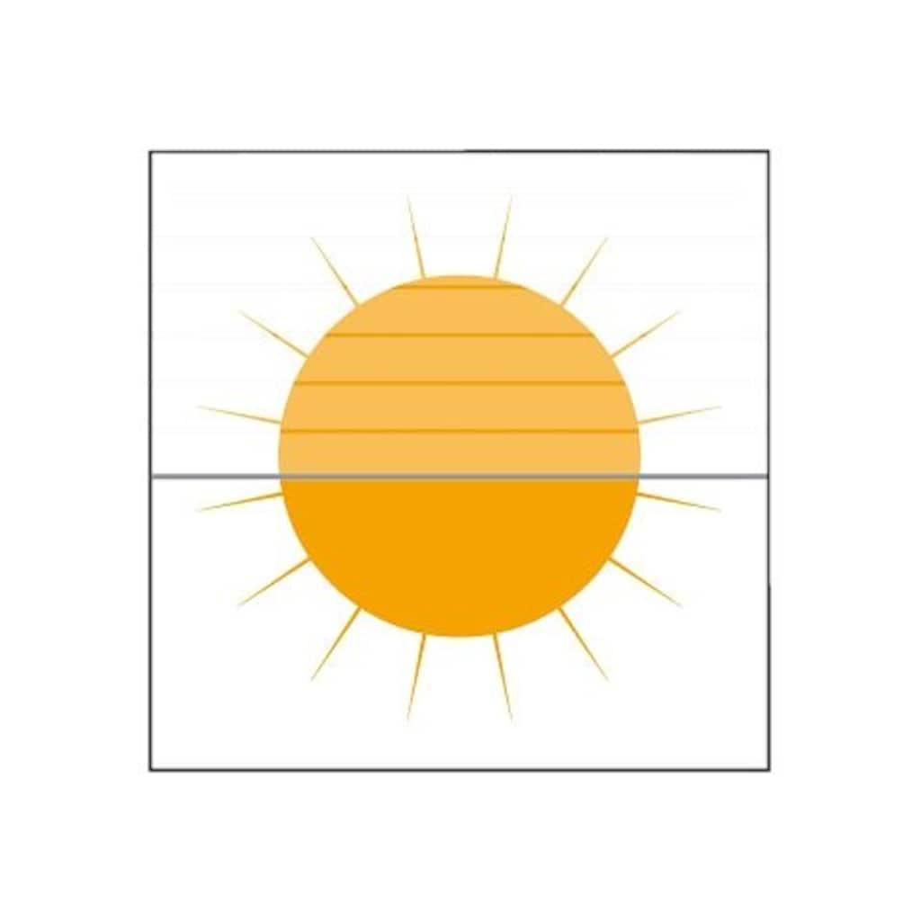 sunlines Lamellenvorhang nach Maß »Verein«