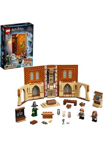 LEGO® Konstruktionsspielsteine »Hogwarts™ Moment: Verwandlungsunterricht (76382), LEGO® Harry Potter™«, (241 St.), Made in Europe kaufen