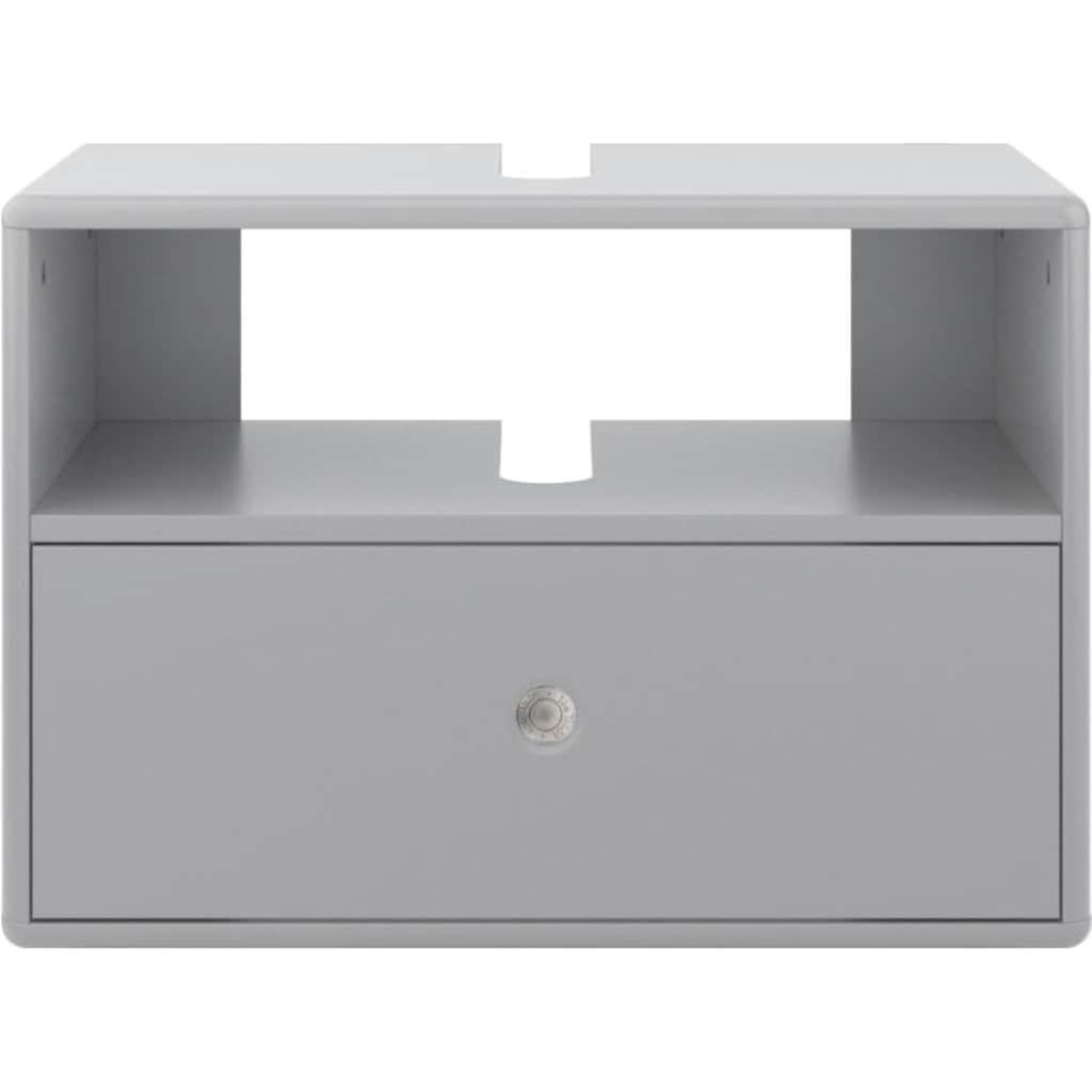 TOM TAILOR Waschbeckenunterschrank »COLOR BATH«, mit 1 Schublade, mit Push-to-Open, hängend montierbar, Breite 65 cm