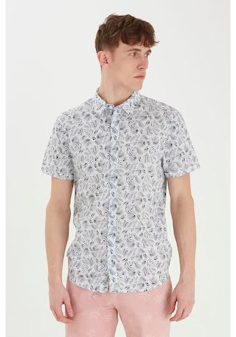 Blend Kurzarmhemd »Blend Kurzarmhemd mit Allover Print«, Kurzarmhemd mit Print kaufen