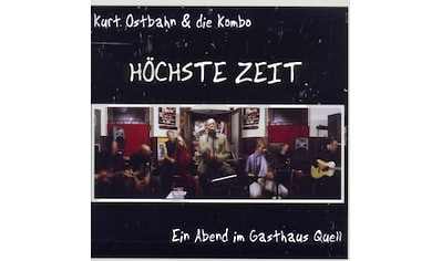 Musik-CD »HOECHSTE ZEIT - EIN ABEND / Ostbahn,Kurt« kaufen