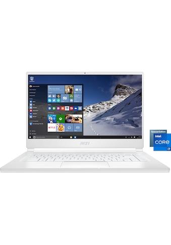"MSI Notebook »Stealth 15M A11UEK-028«, (39,6 cm/15,6 "" Intel Core i7 GeForce RTX™... kaufen"