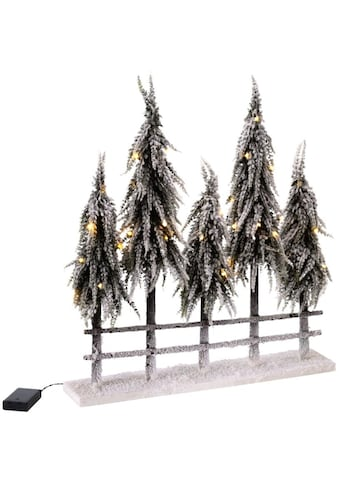 LED Baum »Winterwald«, Warmweiß kaufen