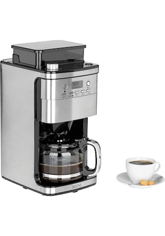 BEEM Kaffeemaschine mit Mahlwerk »Fresh-Aroma-Perfect Superior«, Permanentfilter, 1x4,... kaufen