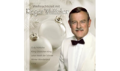 Musik-CD »Weihnachtszeit Mit Roger / Whittaker,Roger« kaufen