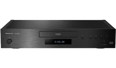 Panasonic Blu-ray-Player »DP-UB9004«, 4k Ultra HD, LAN (Ethernet)-WLAN, 4K Upscaling-4K Direct Chroma Upscaling-4K VOD-Hi-Res Audio kaufen