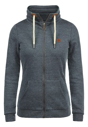 DESIRES Sweatjacke »Vicky Zipper«, Sweatshirtjacke mit Stehkragen kaufen