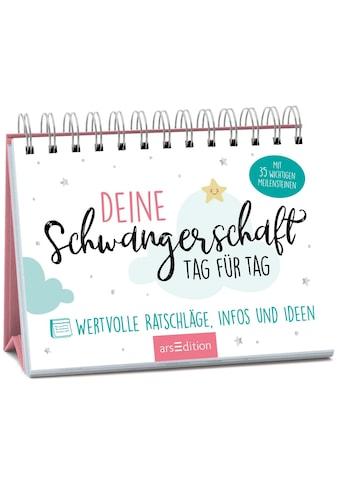 Buch »Deine Schwangerschaft, Tag für Tag / Dr. Susanne Müller-Egloff« kaufen