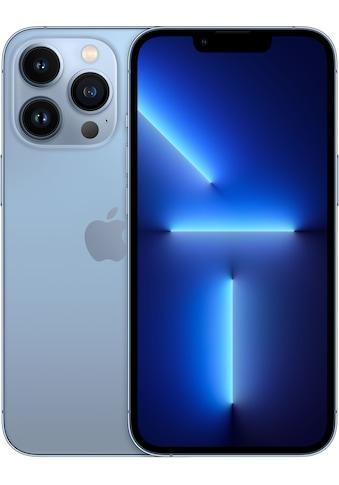 """Apple Smartphone »iPhone 13 Pro, 5G«, (15,4 cm/6,1 """", 256 GB Speicherplatz, 12 MP Kamera) kaufen"""