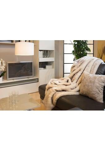 Star Home Textil Wohndecke »Polarfuchs«, besonders weich kaufen