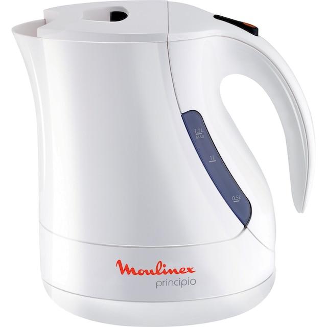 Moulinex Wasserkocher, BY1071, 1,2 Liter, 2400 Watt