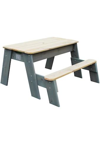 EXIT Spielzeug »Spieltisch Aksent Picknick«, BxL: 95x89 cm, 1 Bank kaufen