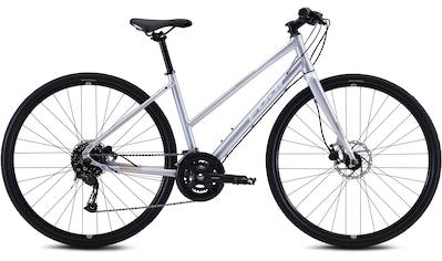 FUJI Bikes Fitnessbike »Absolute Disc 1.7«, 18 Gang, Shimano, Alivio shadow... kaufen