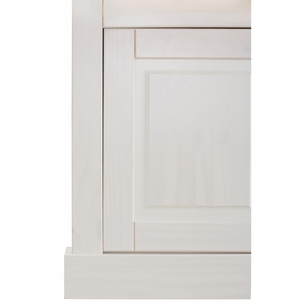 Home affaire Vitrine »Selma«, Höhe 180 cm