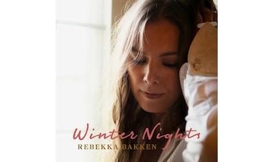 Musik-CD »Winter Nights / Bakken,Rebekka« kaufen