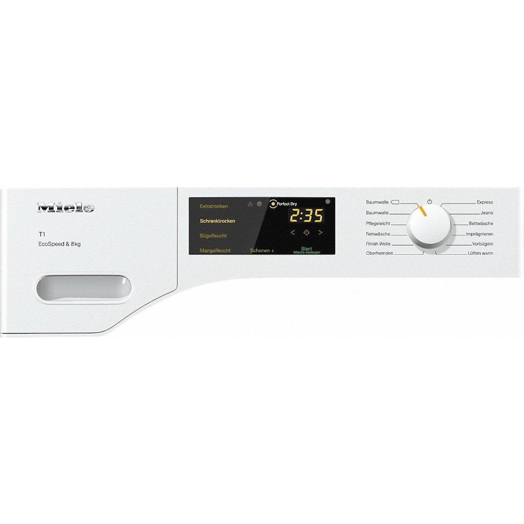 Wärmepumpentrockner, Miele, »TWD440 WP EcoSpeed&8 kg T1«