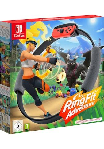 Nintendo Switch Spiel »Ring Fit Adventure«, Nintendo Switch kaufen